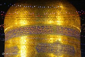 حال و هوای حرم مطهر امام رضا (ع) در آستانه عید نوروز