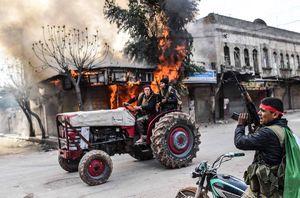 تروریستهای ارتشآزاد در عفرین به جان هم افتادند!