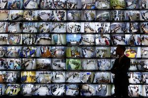 عکس/ اتاق نظارت مانیتورینگ بر انتخابات روسیه