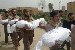 خاطره مجاهد عراقی از شهدای تازه تفحص شده
