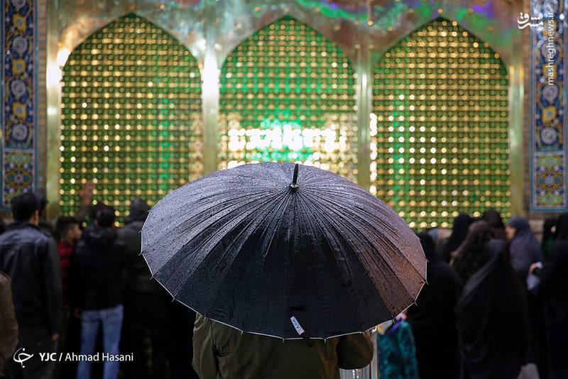 پنجره فولاد حرم امام رضا(ع)