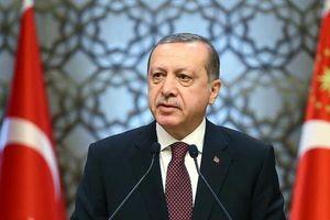 اردوغان: عملیات نظامی ترکیه در سنجار عراق آغاز شد
