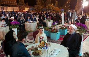 عکس/ ممنون آقای روحانی