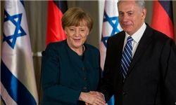هشدار مرکل به نتانیاهو درخصوص برجام