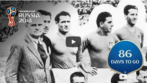 100 حقیقت جام جهانی - بخش 86