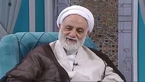 فیلم/  بدون تعارف با شیخ خوش بیان کاشانی