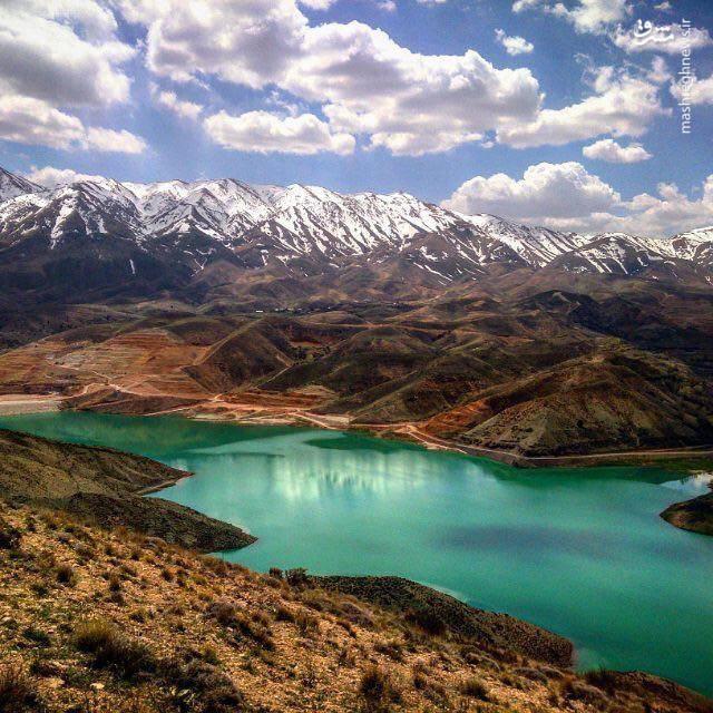 دریاچه سد نمرود