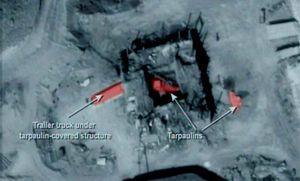 حمله اسرائیل به تاسیسات هسته ای سوریه