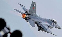 کشتهشدن 38 عضو پ.ک.ک در حمله جنگندههای ترکیه