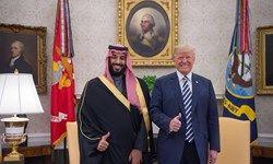 ابراز دلتنگی ترامپ برای پادشاه عربستان