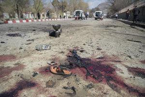 «داعش» مسئول انفجار امروز در کابل