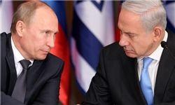 پوتین و نتانیاهو نمایه