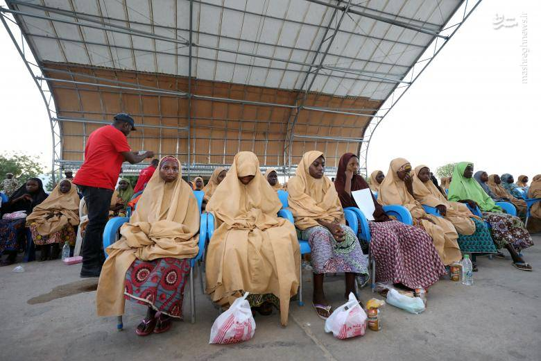 الحاجی محمد وزیر اطلاعات و فرهنگ نیجریه در بیانیهای اعلام کرد که این دختران  بی قید و شرط با کمک دوستان کشور آزاد شدهاند.