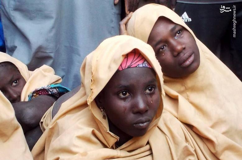 اکثر دخترانی که در شهر داپچی نیجریه از یک مدرسه توسط تروریستهای بوکوحرام دزدیده شده بودند، اکنون آزاد شدند.