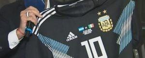 پیراهن تیم ملی آرژانتین
