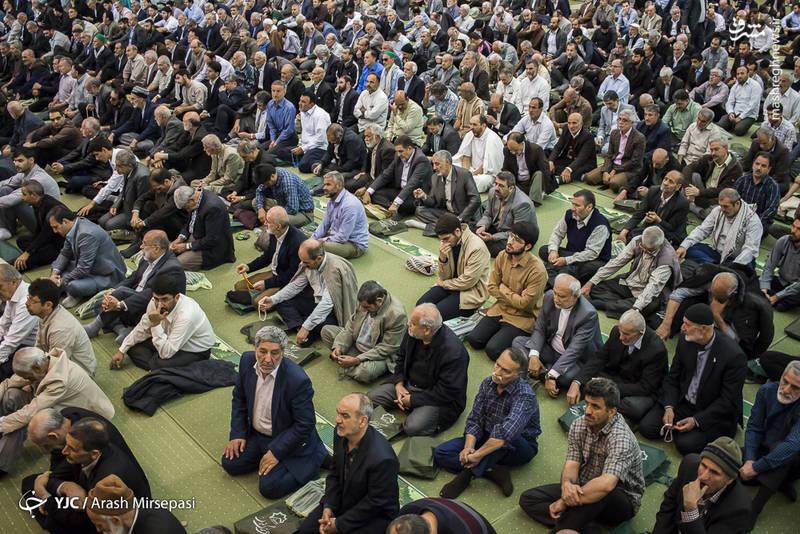 اولین نماز جمعه تهران در سال 1397