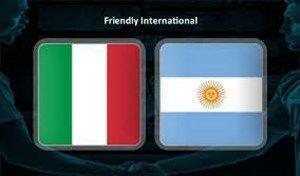 فیلم/ خلاصه دیدار آرژانتین 2 - ایتالیا 0
