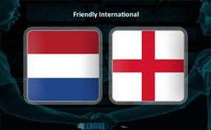 هلند صفر - انگلیس 1