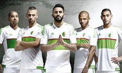 3 بازیکن کلیدی الجزایر بازی با ایران را از دست دادند