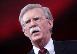 بولتون: برنامه غنیسازی ایران «باجخواهی هستهای» است
