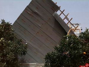 خسارت طوفان در گیلان