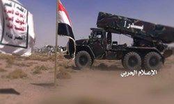 حمله موشکی انصارالله به چند هدف مهم در خاک عربستان