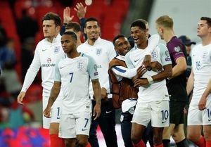 تصمیم عجیب ملیپوش انگلیسی در جام جهانی ۲۰۱۸
