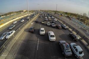 وضعیت جادههای کشور