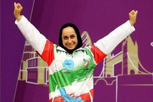 انتخاب پرچمدار کاروان پاراآسیایی ایران