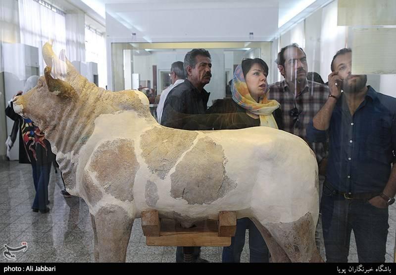 موزه ایران باستان در ایام نوروز