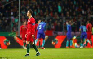 شکست سنگین تیم ملی پرتغال مقابل هلند
