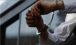 دستگیری دختر پسرنما در حین سرقت