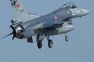 حملات جنگندههای ترکیه به شمال عراق