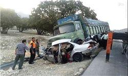 جادهها هر ۵۸ دقیقه یک کشته میگیرند