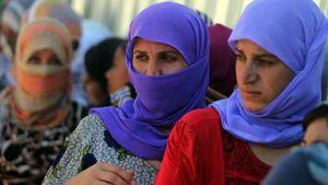 دختران عراقی