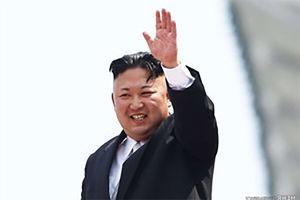 فیلم/ کاروان اسکورت رهبر کره شمالی در چین