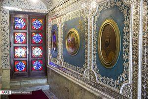 عکس/بازدید نوروزی از کاخ گلستان