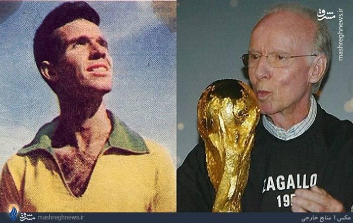 استثنائی ترین مرد دنیای فوتبال +عکس