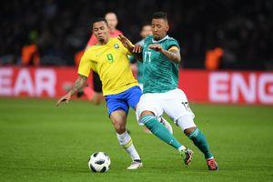 فیلم/ خلاصه دیدار دوستانه آلمان 0-1 برزیل