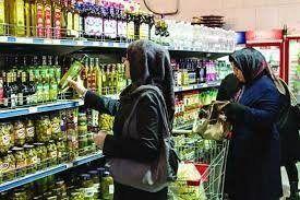 ایرانیها پارسال چقدر خوراکی خریدند؟