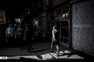 عکس/ تهرانگردی نوروزی در محله عودلاجان
