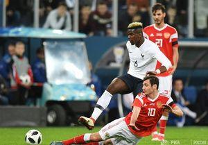 نژادپرستی علیه 2 بازیکن فرانسه در روسیه