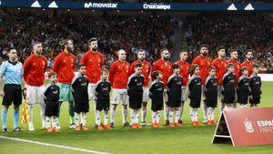 شناسایی 9 بازیکن ثابت اسپانیا برای جام جهانی 2018