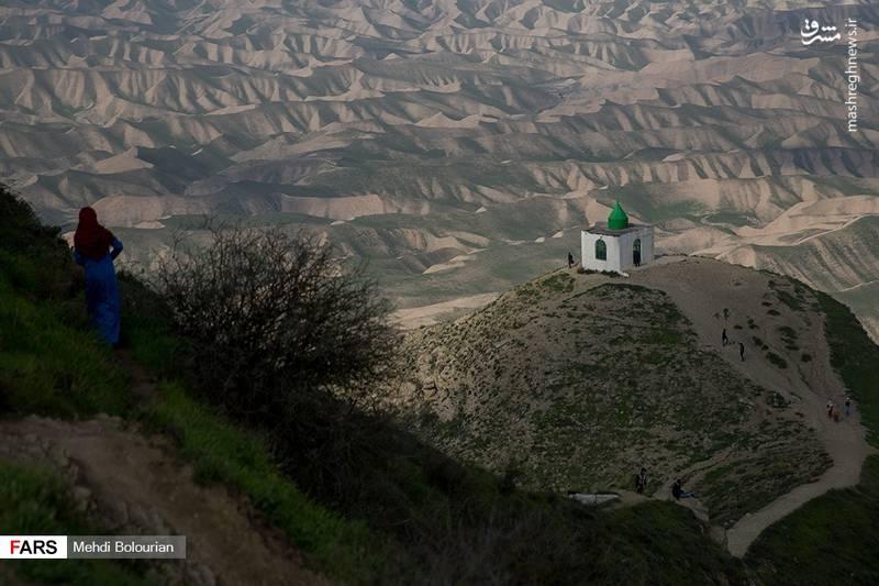 زیارتگاه خالد نبی
