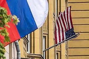 فیلم/ اخراج دیپلمات های آمریکا از سن پترزبورگ روسیه