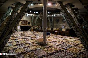 عکس/آغاز اعتکاف در دانشگاه تهران