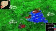 جنوب دمشق در آستانه یک مصالحه بزرگ دیگر + نقشه میدانی و تصاویر
