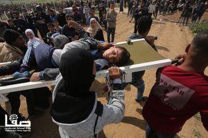 حمام خون در غزه