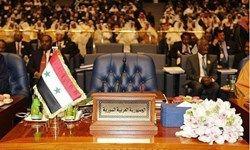 دعوت اتحادیه عرب از بشار اسد و امیر قطر برای سفر به عربستان