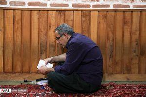 اعتکاف رجبيه در مسجد جامع تبریز